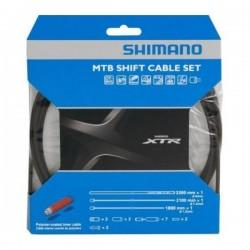 Shimano XTR řadící set bowdeny + lanka polymer