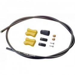 Brzdová hadička Shimano SM-BH90-SS černá