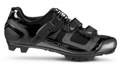 Tretry Crono MTB CX3 Nylon Black