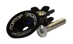 Mortop ježek + krytka HTC03 černá