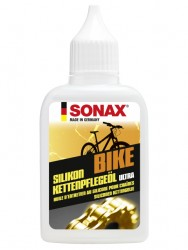 SONAX BIKE Silikonový olej na řetězy ULTRA