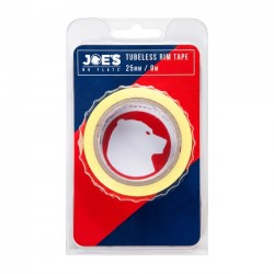 Páska ráfková bezdušová JOES Tubeless 25/9mm