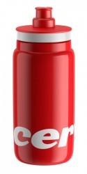 ELITE FLY CERVELO láhev 0,55 l, červená