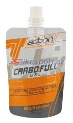 ACTION LINE sáček hydro gel CARBO FULL - 90g