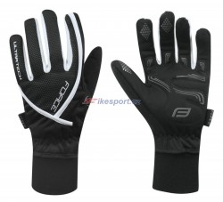 Force rukavice ULTRA TECH zimní (černé)
