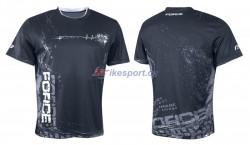 Force tričko ART (černo-bílé)