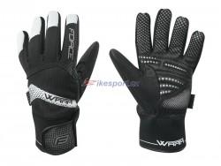 Force rukavice SORTED zimní (černé)