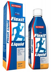 Nutrend Flexit Liquid pomeranč 500 ml