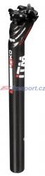 ITM sedlovka UNIKO 31,6/350mm Karbon+Alu
