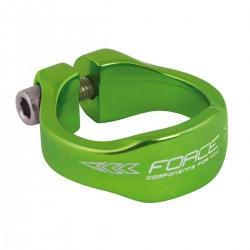 Force sedlová objímka Al zelená