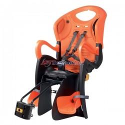 Bellelli zadní sedačka TIGER RELAX (černo-oranžová) - VYSTAVENÁ
