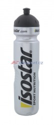 Isostar láhev 1L stříbrná NEW