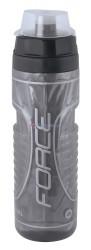 Force termo láhev 0,65L - černo/šedá