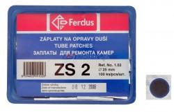 Ferdus náhradní záplata - ZS 2