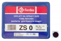 Ferdus náhradní záplata - ZS 0