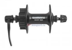 Shimano Alivio přední náboj HB-M475 Disc 6-děr, 32d (černý)