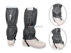 Force návleky na boty SKI RIPSTOP (černé)
