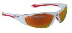 Force brýle LADY bílé + červená skla