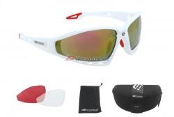 Force brýle PRO - bílo/červené