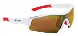 Force brýle RACE - bílo/červené