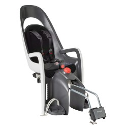 Hamax zadní sedačka CARESS (tmavě šedá/černá)