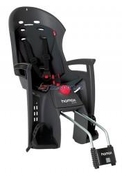 Hamax zadní sedačka SIESTA (šedá/černá)