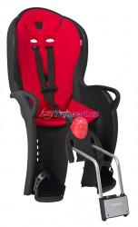 Hamax zadní sedačka SLEEPY (černá/červená)