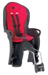 Hamax KISS zadní sedačka (černá/červená)