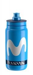 Láhev ELITE CORSA MOVISTAR, 0,5L modrá