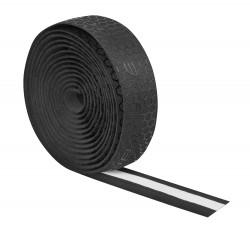 Omotávky FORCE EVA černá+černý silikon.potisk
