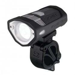SIGMA svítilna přední BUSTER 200, USB