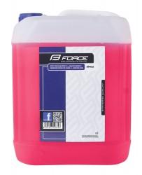 FORCE čistič na řetězy růžový 5 l