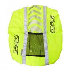 FORCE pláštěnka-potah na batoh, reflexní 3M