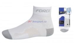 Force ponožky 2 (bílo-šedé)