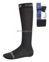 Force ponožky kompresní (černé)