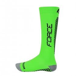 FORCE TESSERA KOMPRESNÍ ponožky, zelené