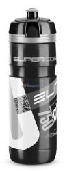 ELITE láhev SUPERCORSA černo-šedá 0,75 l