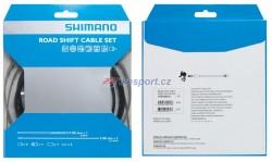 Shimano Dura ace 7900 řadící set - bowdenů a lanek (černý)