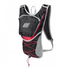 FORCE batoh TWIN 14 l, černo-červený
