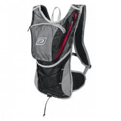 FORCE batoh TWIN PRO 14 l, černo-šedý