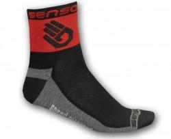 Ponožky SENSOR RACE LITE HAND červené