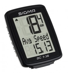 Sigma computer BC 7.16 (07160)
