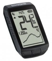 SIGMA computer PURE GPS, černý (03200)