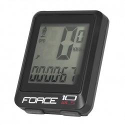 FORCE computer WLS 10 funkcí, bezdrát, černý
