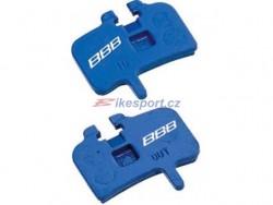 BBB organické destičky BBS-45 Promax+Hayes hydraulické