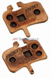 BBB destičky BBS-45S Hayes+Promax - sintrované