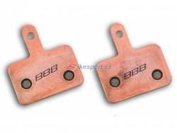 BBB destičky BBS-52S Deore mechanical - sintrované