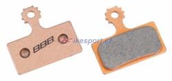 BBB destičky BBS-56S SH XTR, XT, SLX - sintrované
