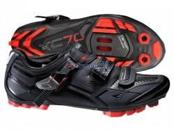 Shimano boty MTB XC70 (černé)