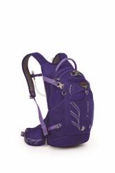 OSPREY RAVEN 14 batoh+rezervoár fialový
